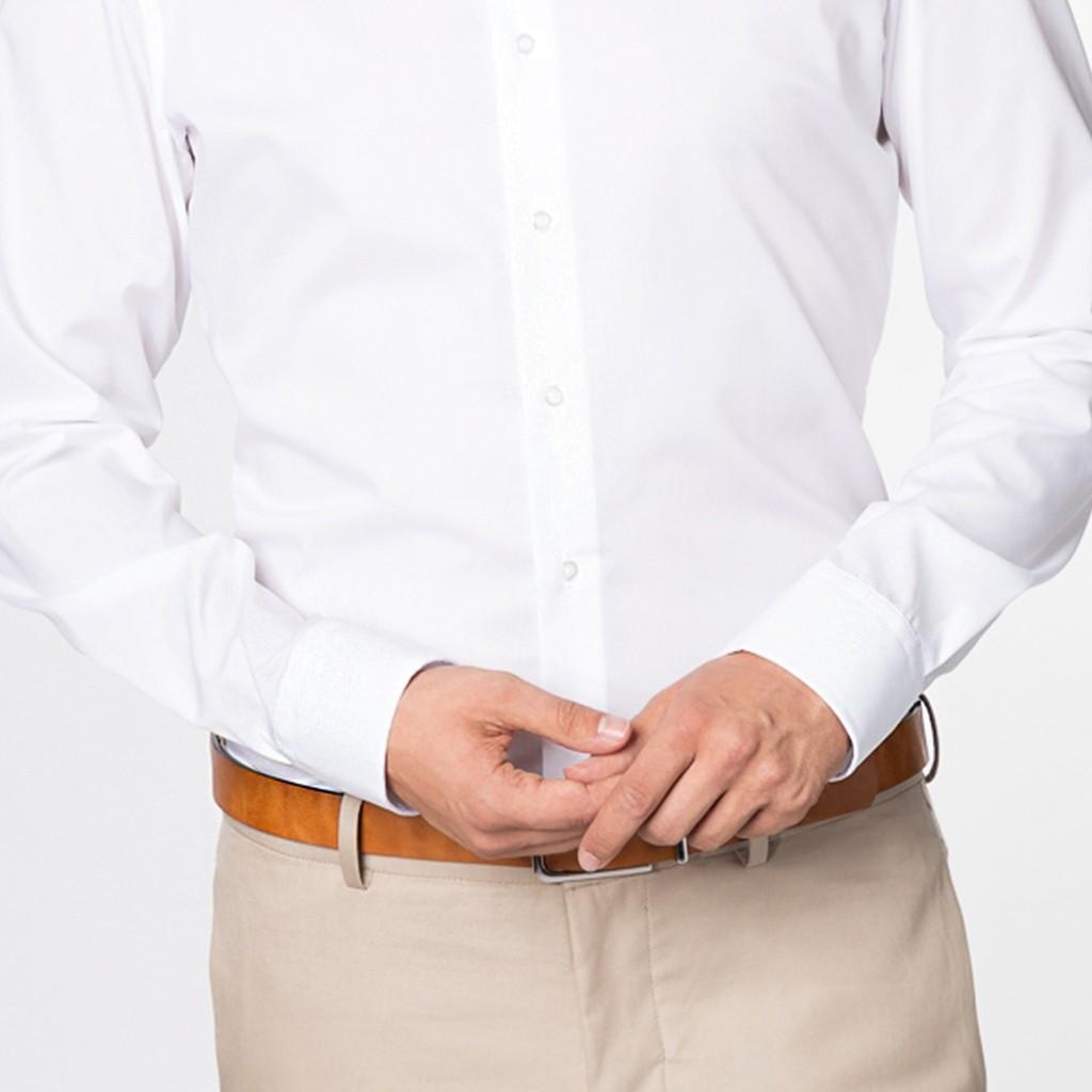 Langarm Hemd Slim Fit Stretch Eterna® | bedrucken, besticken, bedrucken lassen, besticken lassen, mit Logo |