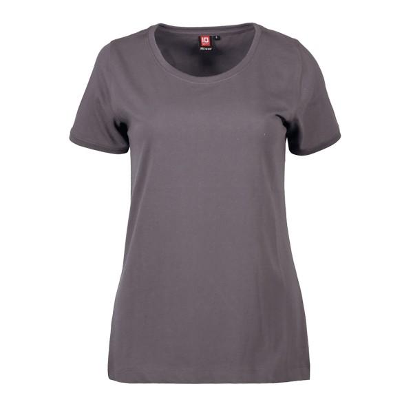 Damen Kurzarm Arbeits T-Shirt CARE ID Identity®