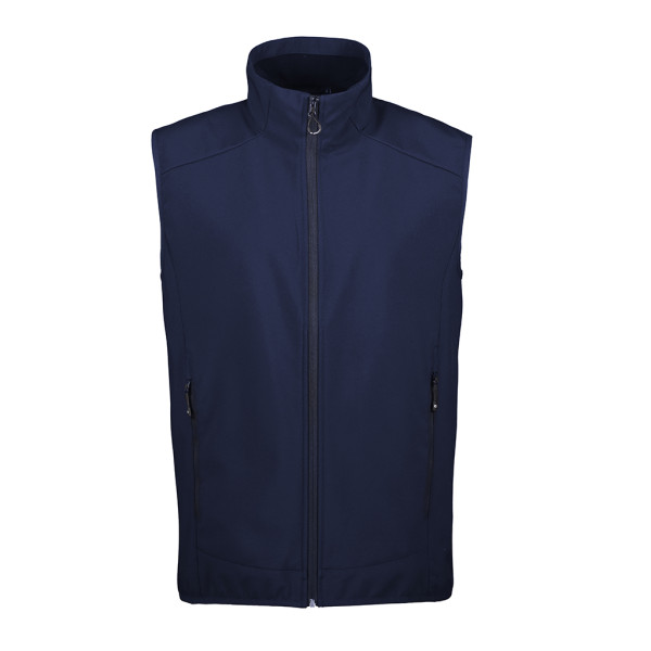 Men's functional soft shell vest ID Identity®