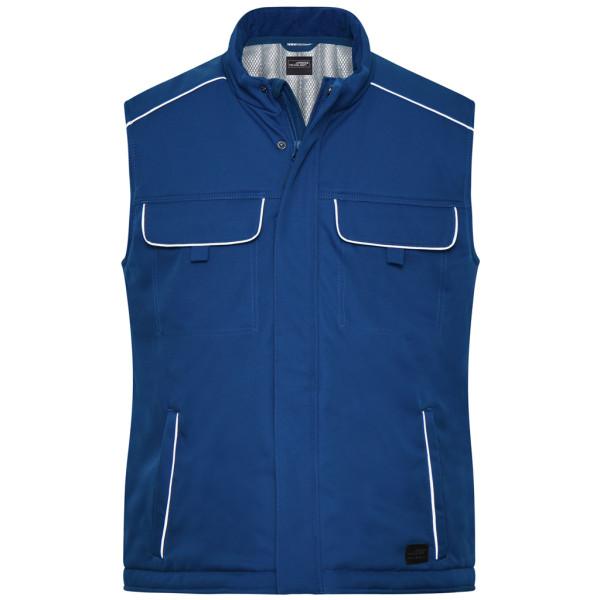 Winter Workwear Softshellweste James & Nicholson®