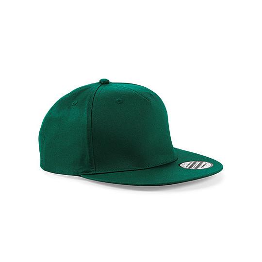 5-Panel Snapback Rapper Cap Beechfield®