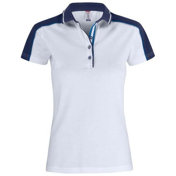 Damen Poloshirt Pittsford Clique®