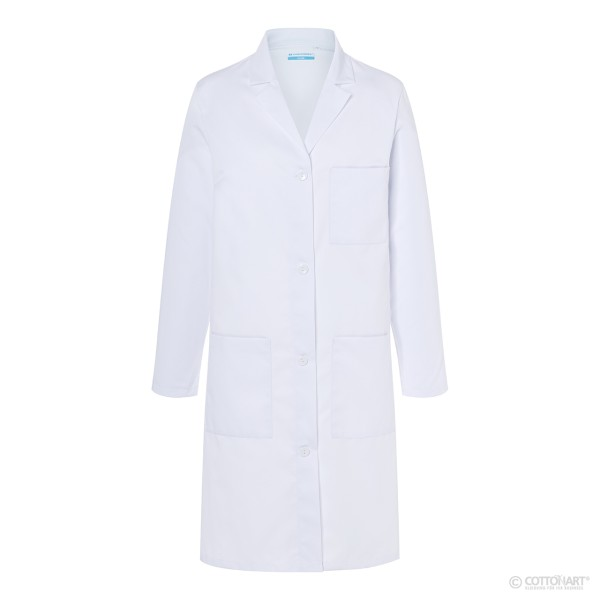 Basic Women's Lab Coat Blended fabric Karlowsky®