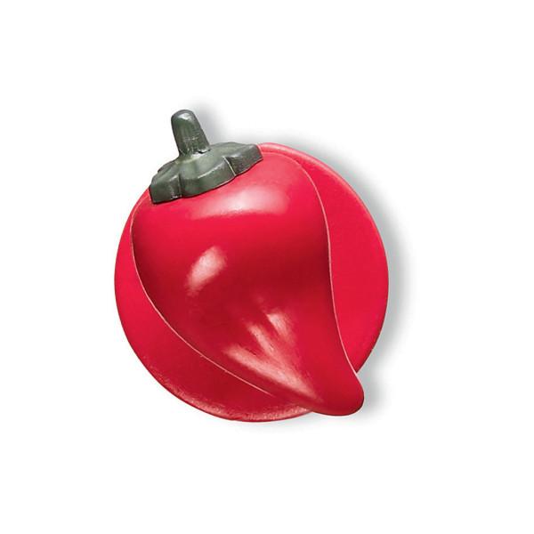 Kugelknöpfe Paprika Rot 12er Pack Greiff®