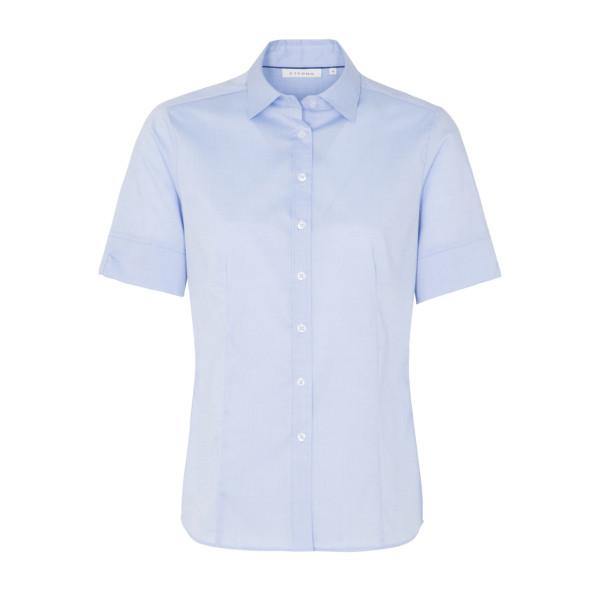 Half sleeve blouse Modern Classic Stretch Eterna®