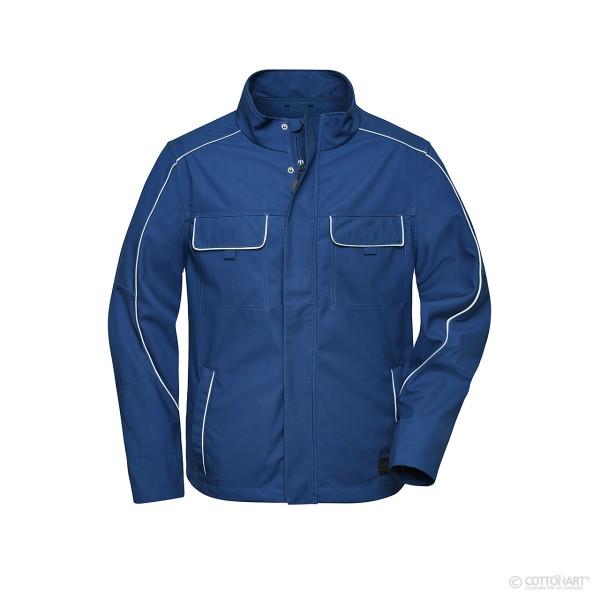 Workwear Softshelljacke Light James & Nicholson®