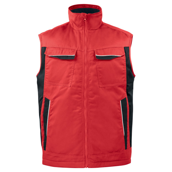 Men's work vest lined Projob®