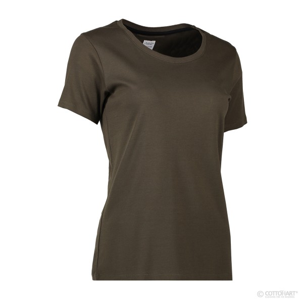 Damen T-Shirt Interlock Seven Seas®