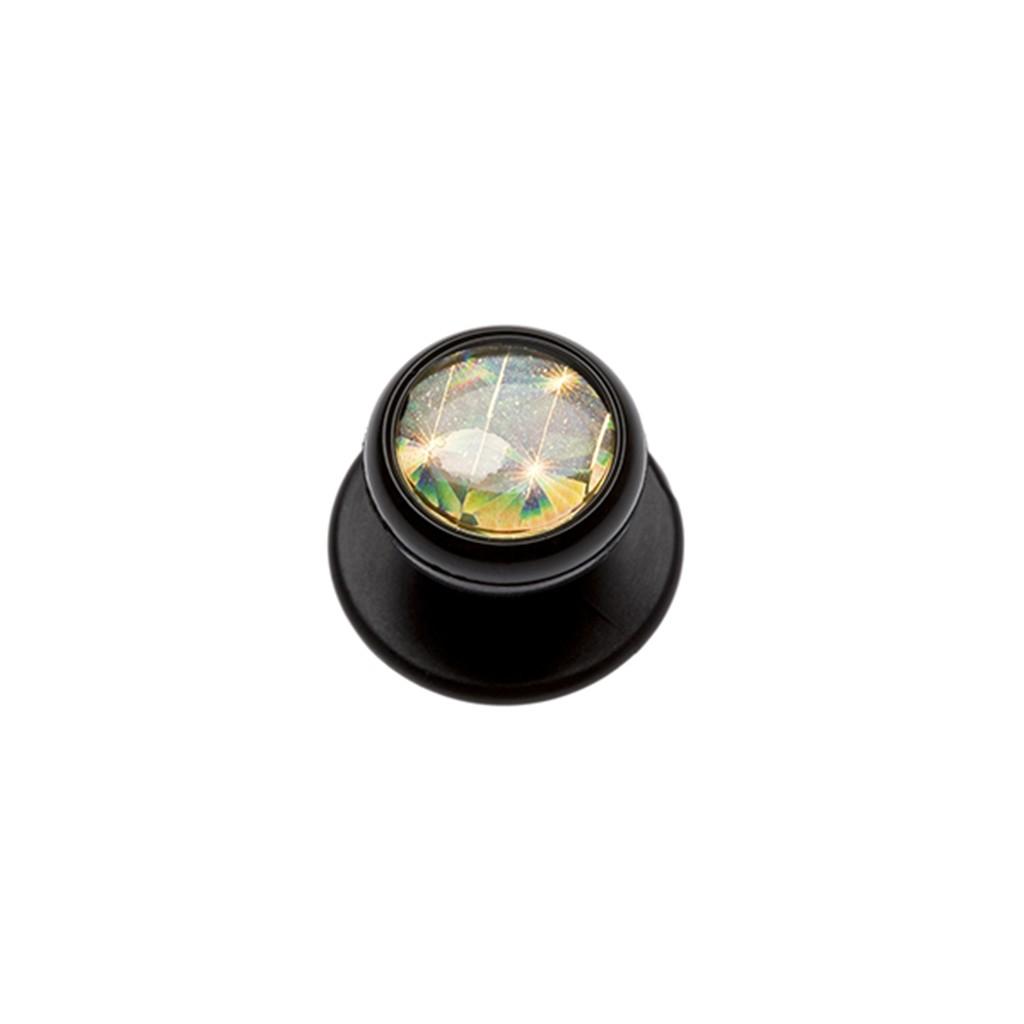 Kugelknöpfe Schwarz Gold im 12er Pack Karlowsky® | bedrucken, besticken, bedrucken lassen, besticken lassen, mit Logo |