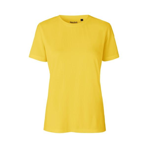 Organic Fairtrade Ladies Performance T-Shirt Neutral®