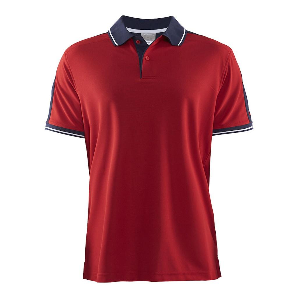 promo code bfc7d 7acf2 Herren Pique Polo Shirt Noble Craft®