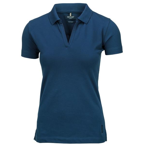 Ladies Stretch Polo Shirt Harvard Nimbus®