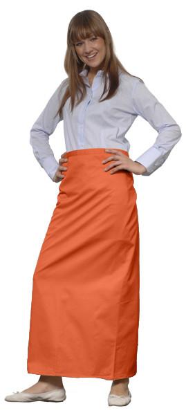Kellnerschürze Restposten cotton ART® orange besticken  oder bedrucken lassen
