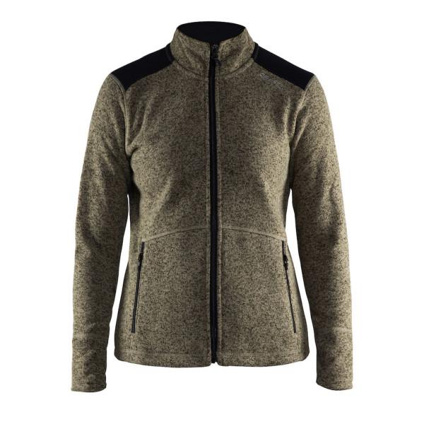 Women's Knit Fleece Jacket Noble Craft®