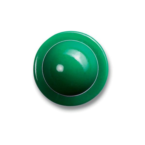 Kugelknöpfe Grün 12er Pack Greiff®