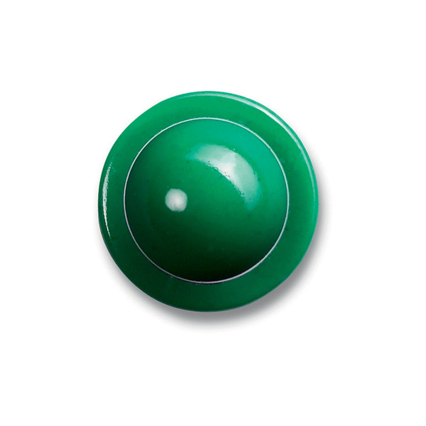 Ball knobs green 12-pack Greiff®