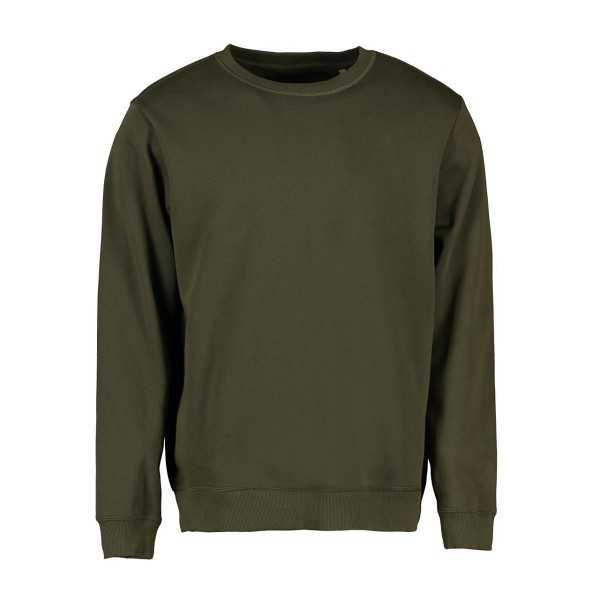 Herren Bio O-Neck Sweatshirt ID Identity®