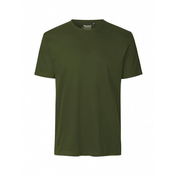 Organic Fairtrade Men`s Interlock T-Shirt Neutral®