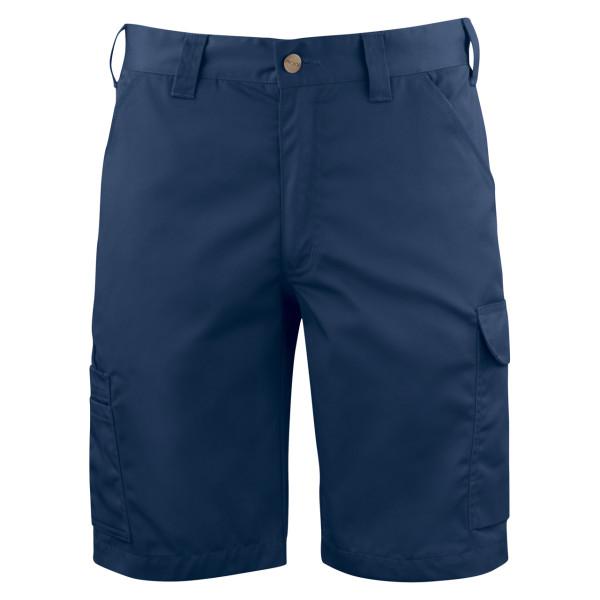 Herren Shorts Mischgewebe Projob® navy