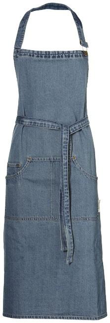 Jeans-Latzschürze Jamie Oliver® | bedrucken, besticken, bedrucken lassen, besticken lassen, mit Logo |