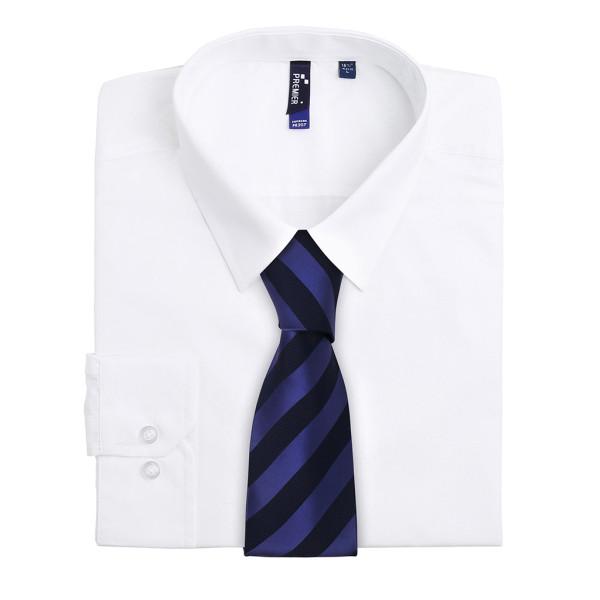 Krawatte mit Clubstreifen Premier®