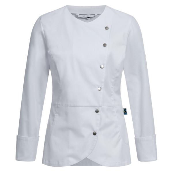 Ladies' chef's jacket RF Cuisine Premium Asymmetrical Greiff®
