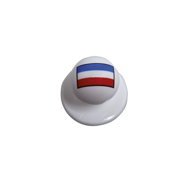Ball knobs Netherlands in pack of 12 Karlowsky® ball knobs