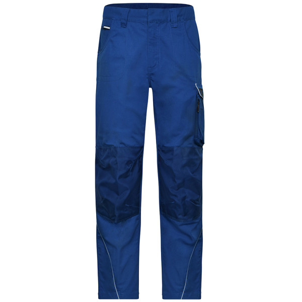 Workwear Pants Solid James & Nicholson®
