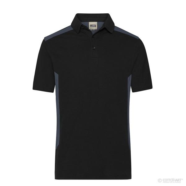 Herren Workwear Polo Strong James & Nicholson®