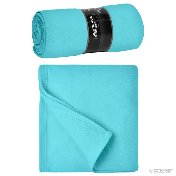 Fleece blanket XXL James & Nicholson®