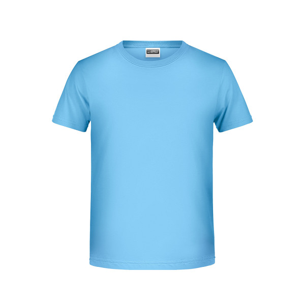 T-shirt organic cotton for boys James & Nicholson®