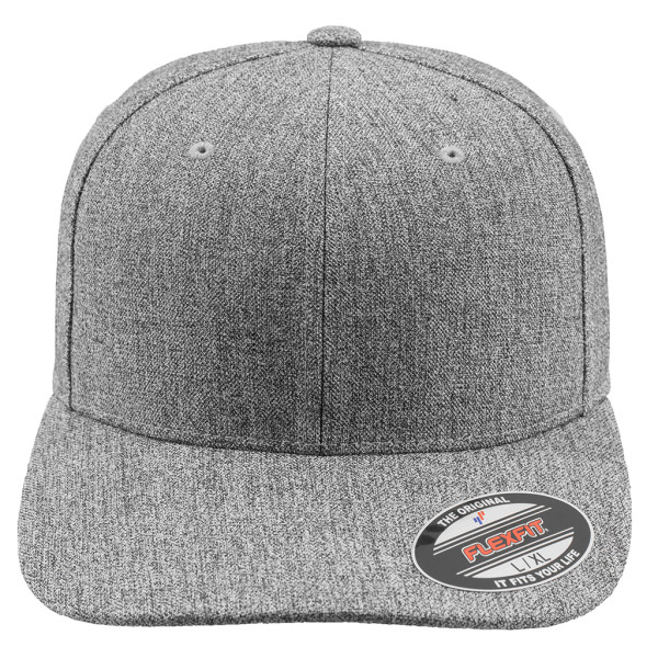 Fitted Baseball-Cap Plain Span FLEXFIT®