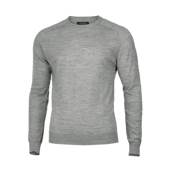 Herren Pullover Merino-Mix Richmond Nimbus®