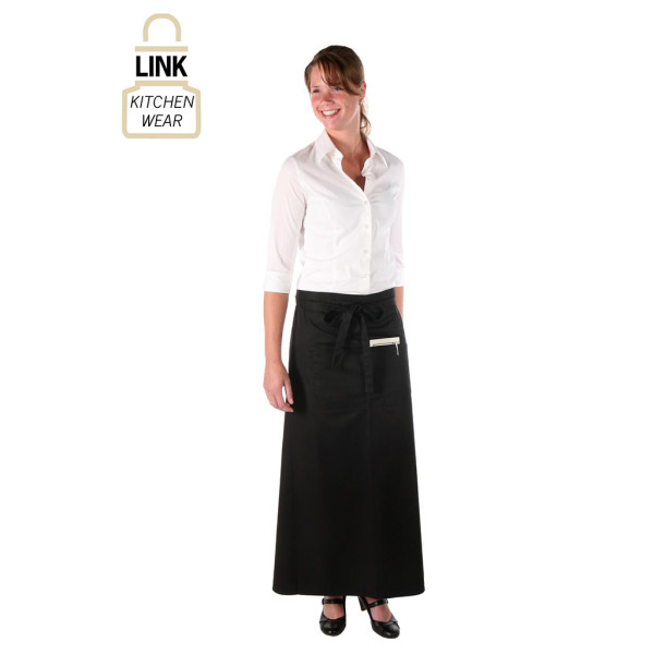 French apron with front pocket Premium Link®