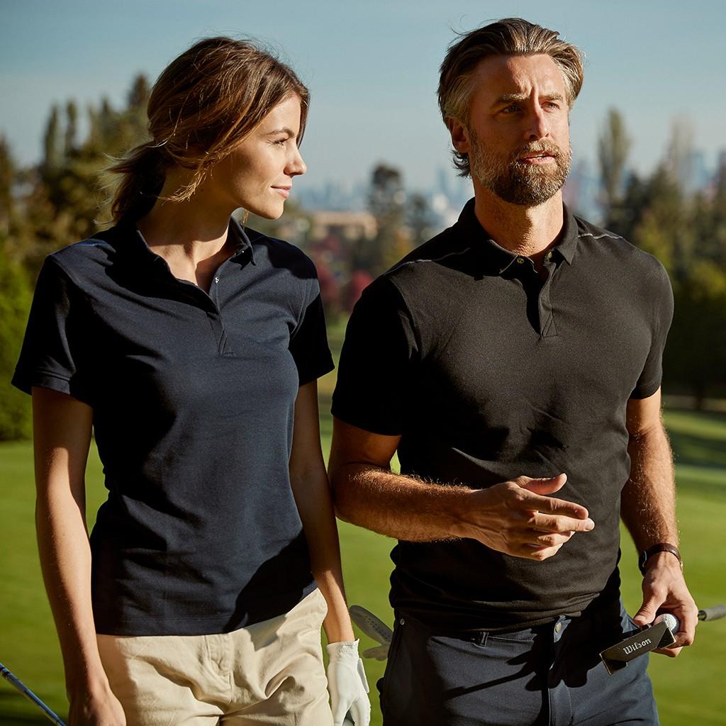 Herren Poloshirt Advantage Performance Cutter & Buck® | bedrucken, besticken, bedrucken lassen, besticken lassen, mit Logo |