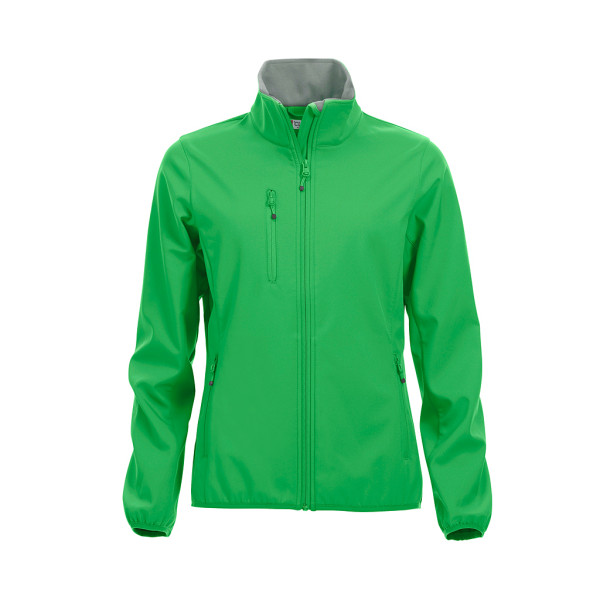 Ladies Basic Softshell Jacket Clique®