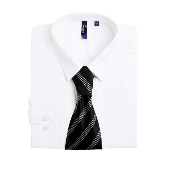 Four striped tie Premier®