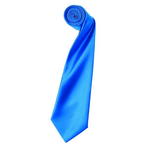 Satin Krawatte uni Premier®