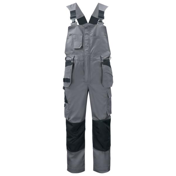 Träger-Arbeitshose Projob® grey