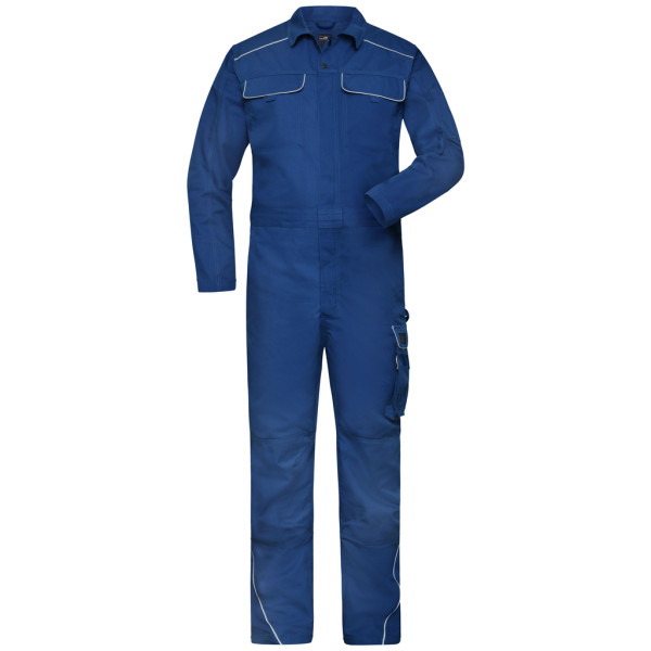 Workwear Overall Materialmix James & Nicholson®