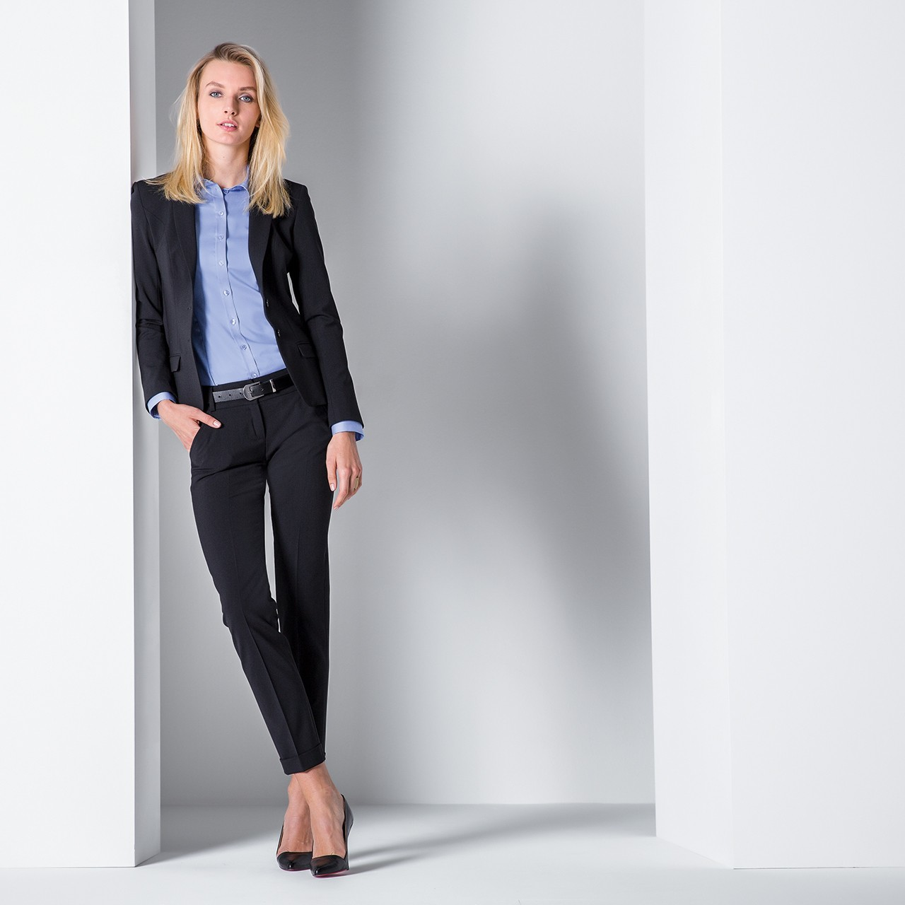 Damen Hose Slim Fit Greiff® | bedrucken, besticken, bedrucken lassen, besticken lassen, mit Logo |