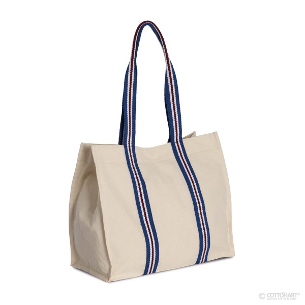 Shoppingtasche aus Bio-Baumwolle KiMood®