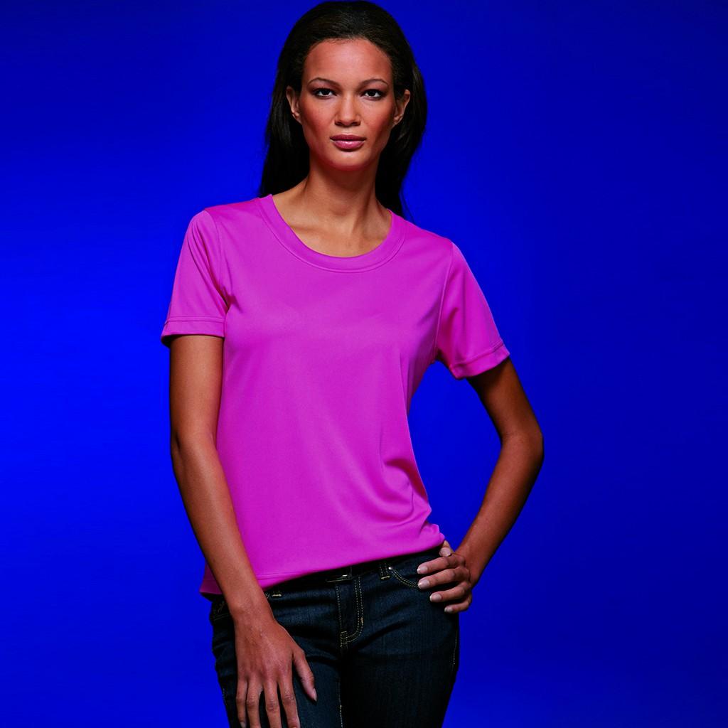 411cf3736c5330 Damen Funktions T-Shirt James   Nicholson®