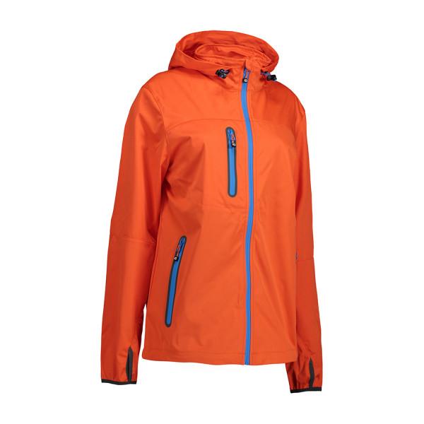 Lightweight ladies soft shell jacket ID Identity®