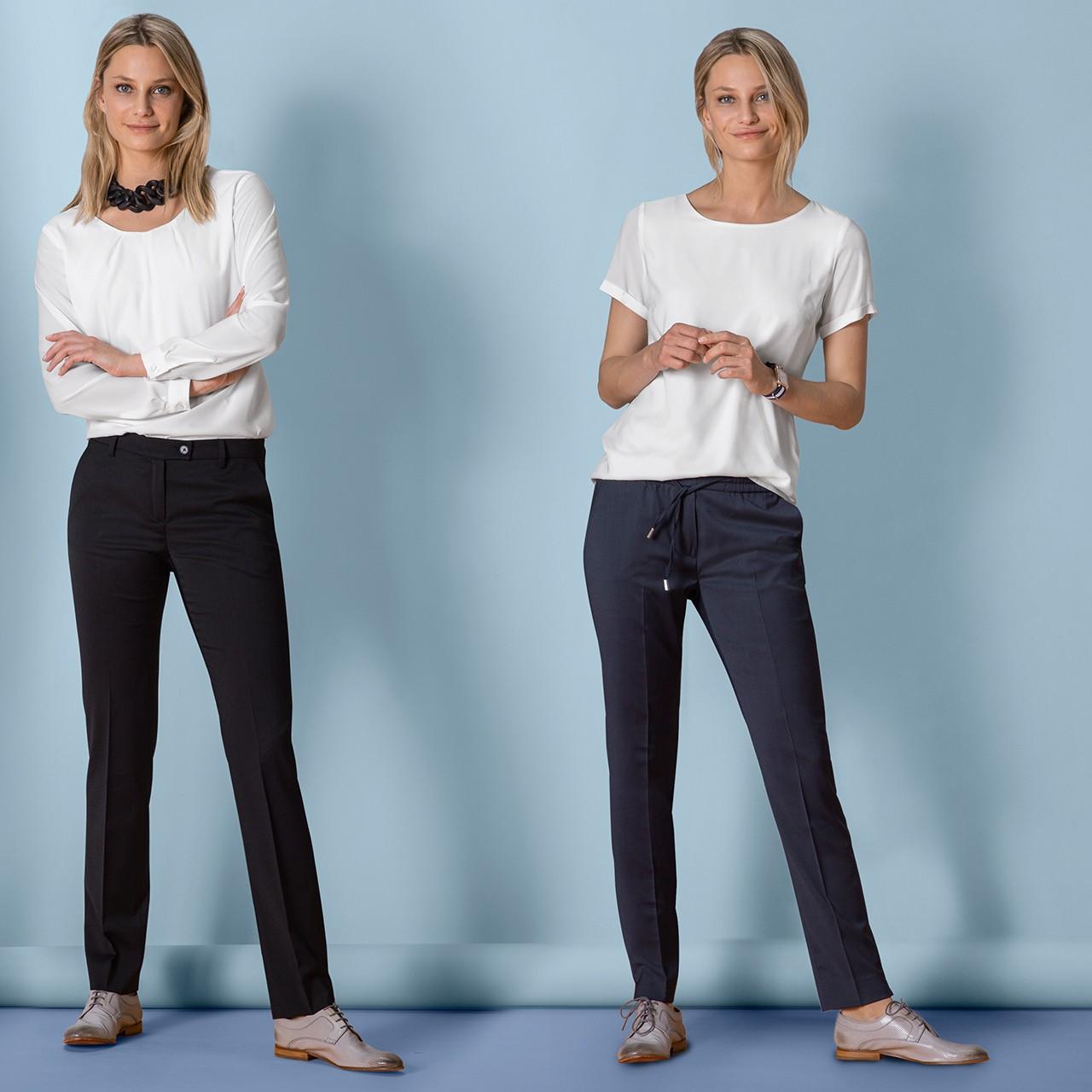 Damen Modern-Joggpants Regular Fit Greiff® | bedrucken, besticken, bedrucken lassen, besticken lassen, mit Logo |