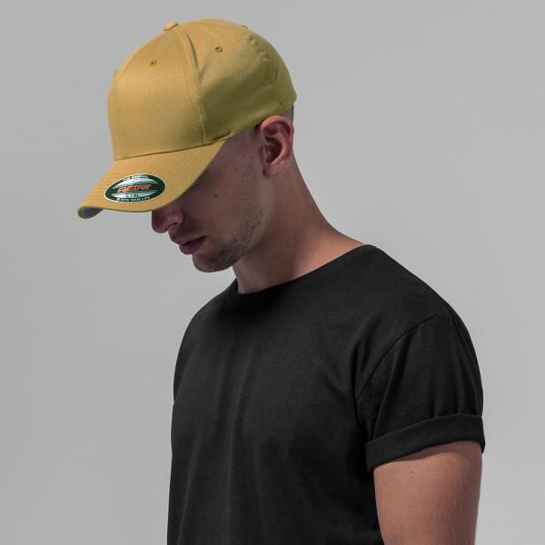 Wooly Combed Baseball-Cap FLEXFIT®