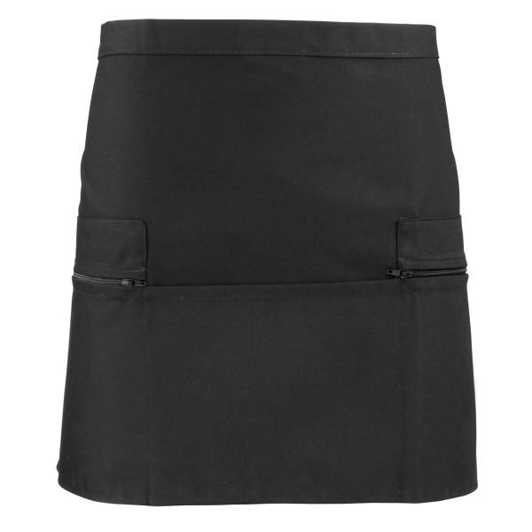 Schürze mit Reißverschlusstaschen Premier®