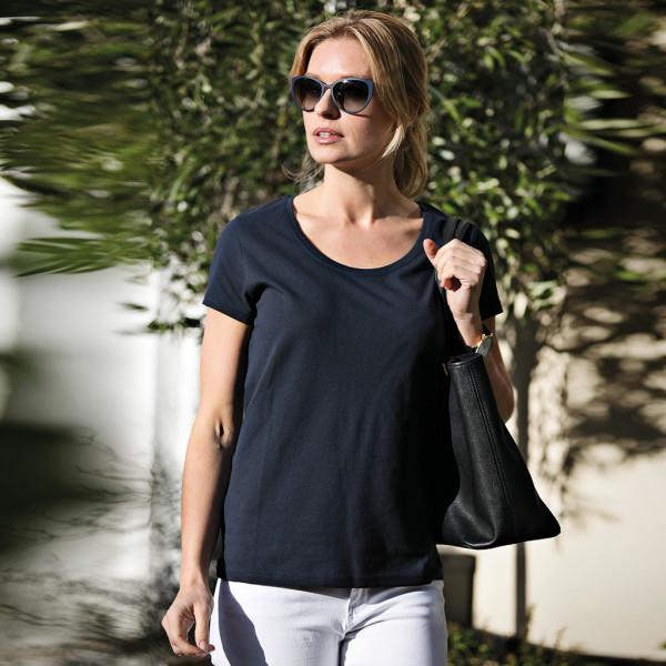 Damen Stretch T-Shirt Danbury Nimbus®