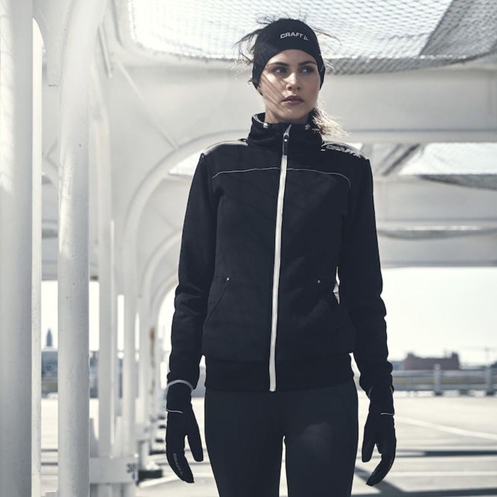 Damenjacke Leisure Full Zip Hood Craft® | bedrucken, besticken, bedrucken lassen, besticken lassen, mit Logo |