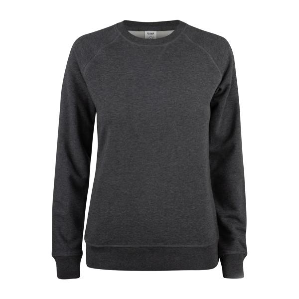 Damen Sweatshirt Premium Bio-Baumwolle Clique®